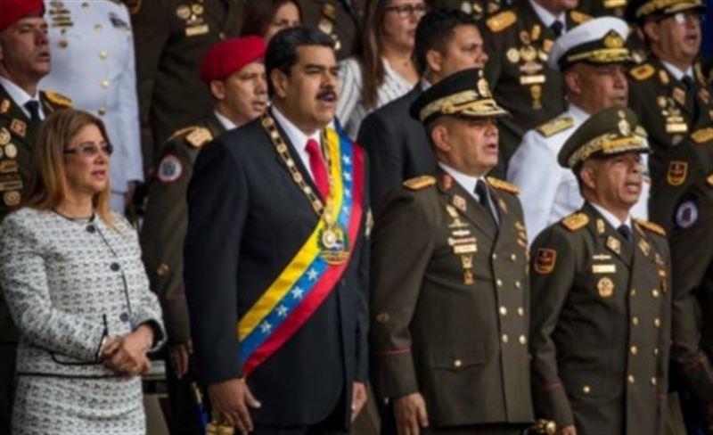 В Венесуэле совершили покушение на президента Мадуро