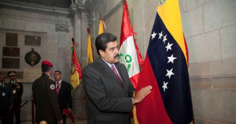 СМИ: в Венесуэле взрыв газового баллона приняли за покушение на президента
