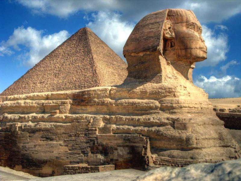 Египеттен тағы бір Сфинкс табылды