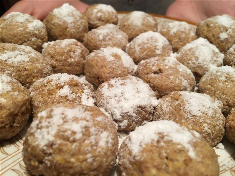 Полезно и вкусно: овсяное печенье
