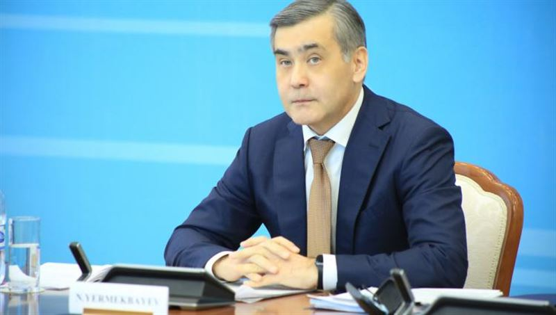 Нурлан Ермекбаев назначен министром обороны РК