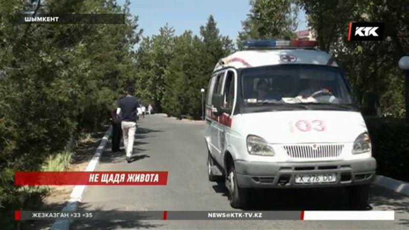 В Шымкенте  в одном из ресторанов отравились сразу 11 человек