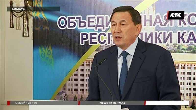 Глава МВД впервые появился перед прессой после убийства Дениса Тена
