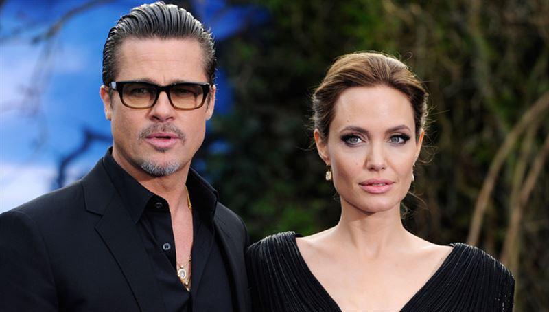 Анджелина Джоли подала в суд на Брэда Питта из-за алиментов