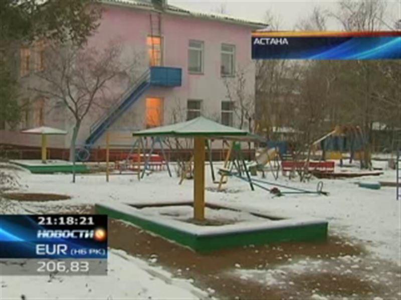 Воспитатель столичного детсада не заметила, как ребенок получил серьезную травму