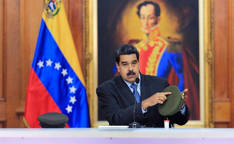 Мадуро рассказал о предложенных за свое убийство $50 000 000