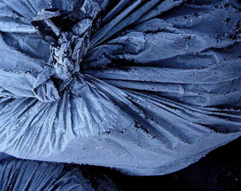 Көліктің ішінде босанып, нәрестені қоқыс қапшығына салып өлтірген