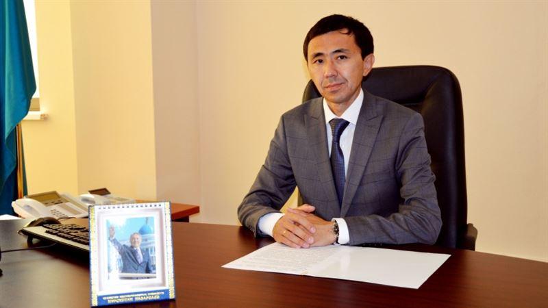 Сергазы Омаш назначен председателем Комитета по управлению земельными ресурсами МСХ РК