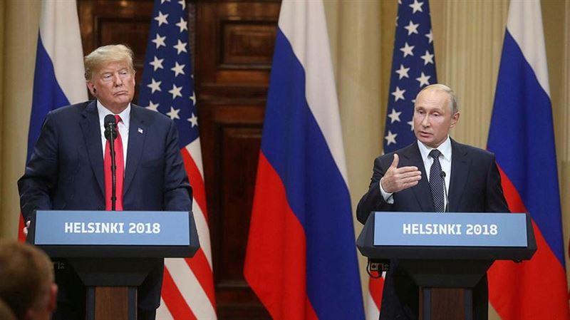 Путин передал Трампу записку с предложением – СМИ