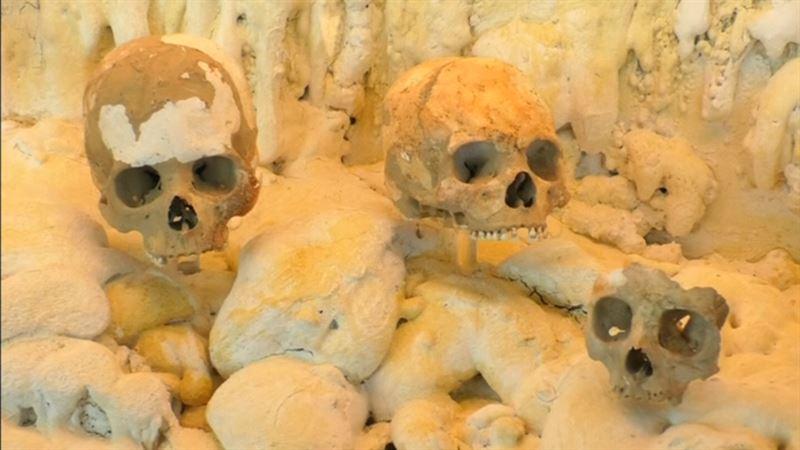 ВИДЕО: Мексикада Майя ата-бабасының жерленген жері табылды