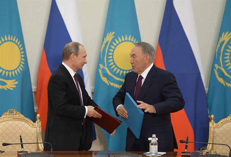 Путин готовится ехать в Казахстан на саммит «каспийской пятерки»