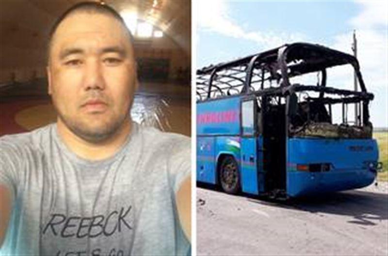 В России помогут восстановить документы спасшему людей из горящего автобуса жителю Казахстана