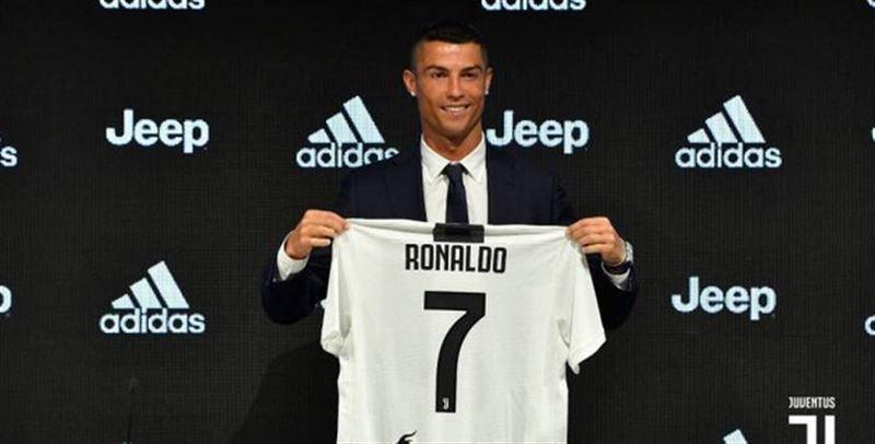 Ювентус клубына ауысқан Роналду бос қақпаға гол сала алмады