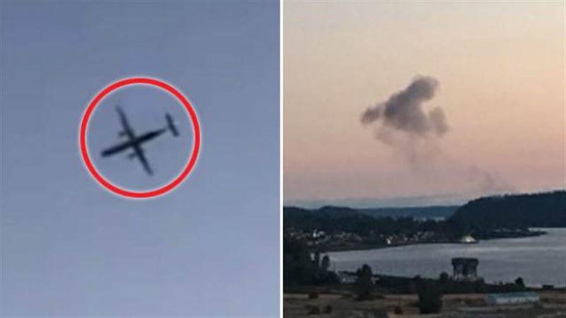 В США разбился пассажирский самолет, угнанный из аэропорта Сиэтла