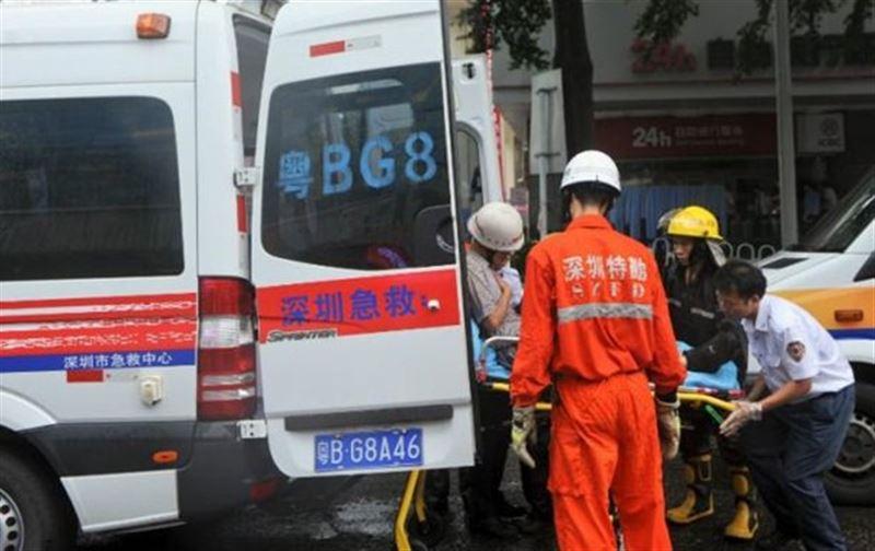 Девять человек погибли после ДТП на трассе в Китае