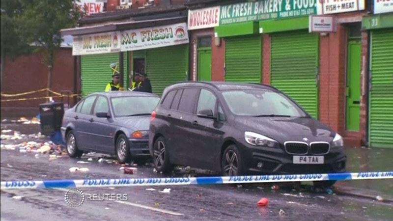 ВИДЕО: Манчестердегі атыста 10 адам ауруханаға түсті