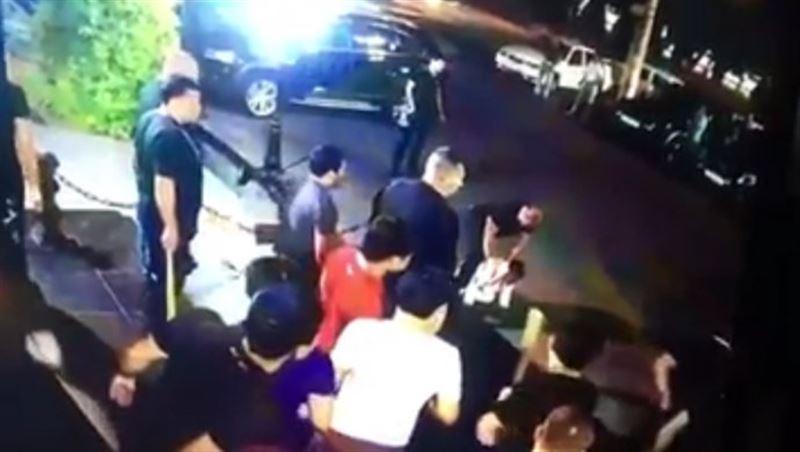 Убийство бойца ММА в Ташкенте попало на видео