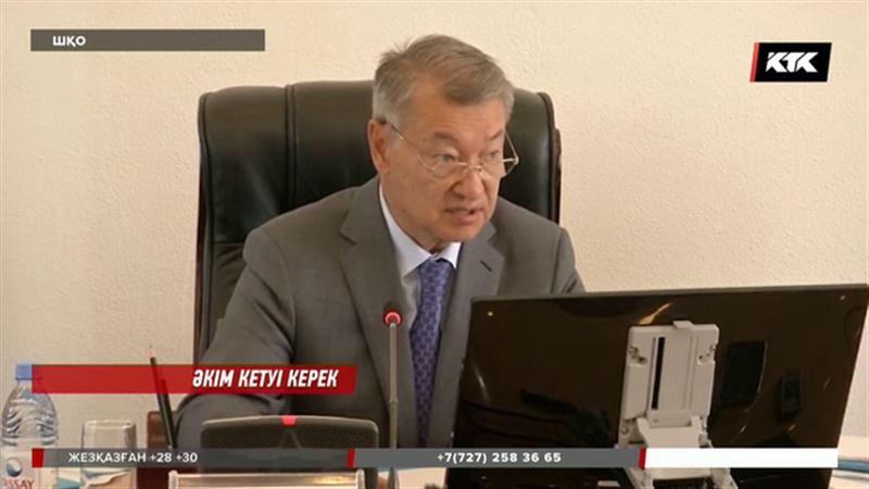Даниал Ахметов Өскемен әкімі қызмет орнын сақтап қалуға моральдық құқығы жоқ екенін айтты