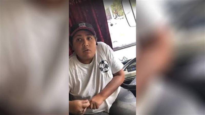 В России разгорелся скандал из-за похожего на подростка водителя автобуса