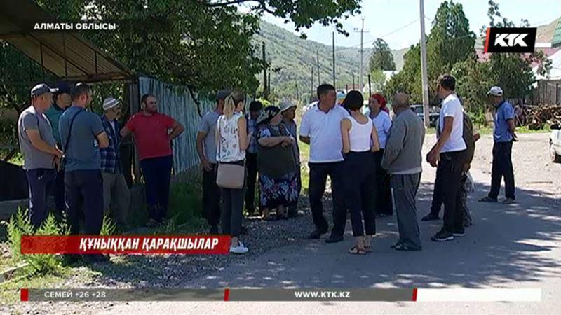 Алматы облысында бүтін бір ауыл мал ұрлаушылардан зәрезап болған