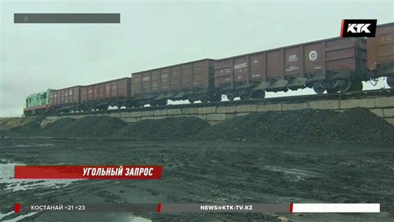 Даже в разгар лета в регионах наблюдаются перебои с поставками угля
