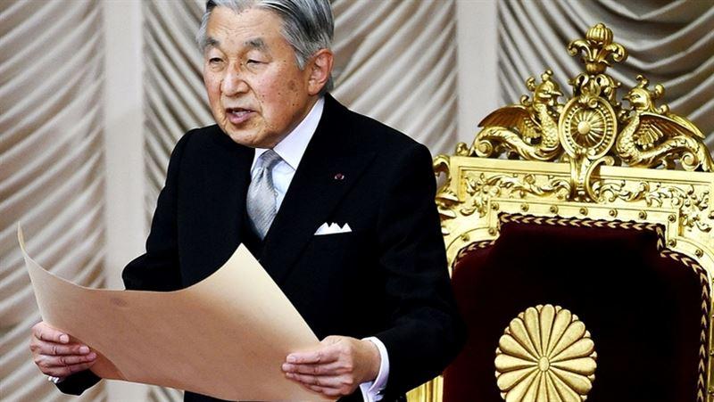 Японский император выразил раскаяние за действия его страны в ходе Второй мировой войны