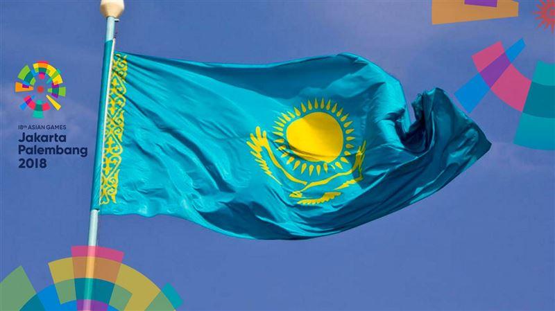 На Азиаде-2018 сегодня поднимут флаг Казахстана