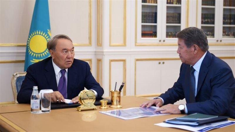 Президент Казахстана встретился с Есимовым