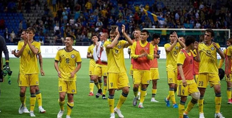 Қазақстан құрамасы ФИФА рейтингінде жоғарылады