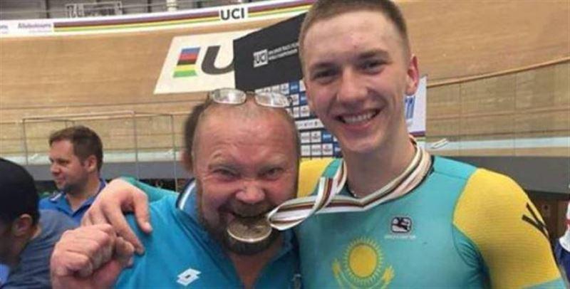 Қазақстан құрамасы велоспорттан әлем біріншілігінде қола медаль иеленді