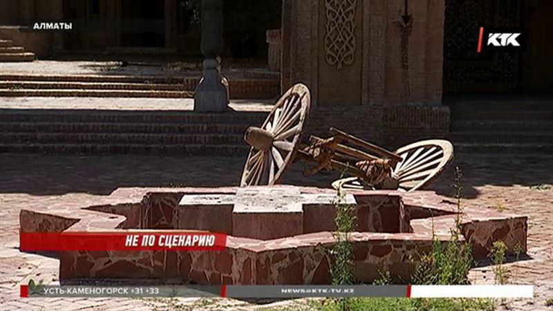 Акимат Алматы принудительно изымает территорию «Казахфильма»