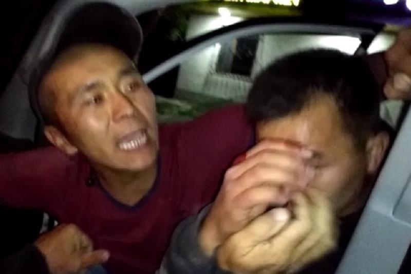 Алматы облысында саяхаттап жүрген туристер соққыға жығылды