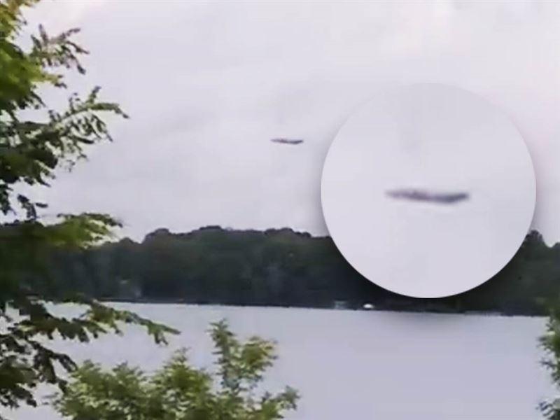 В США НЛО неожиданно для всех «превратилось» в дирижабль