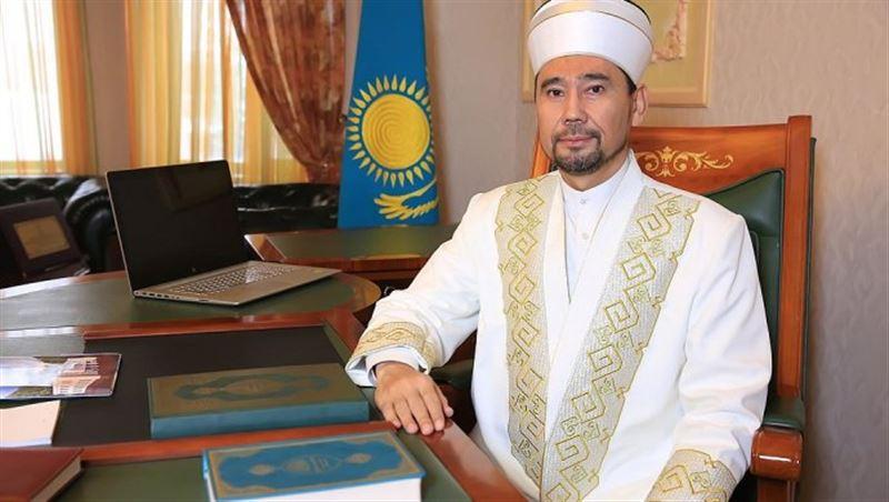 Верховный муфтий поздравил казахстанцев с Курбан-айтом