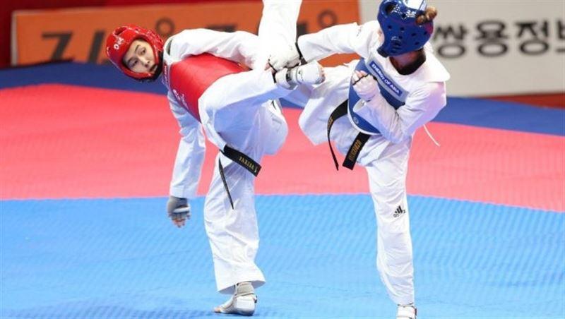 Казахстанская таеквондистка завоевала бронзовую медаль Азиатских игр в Индонезии