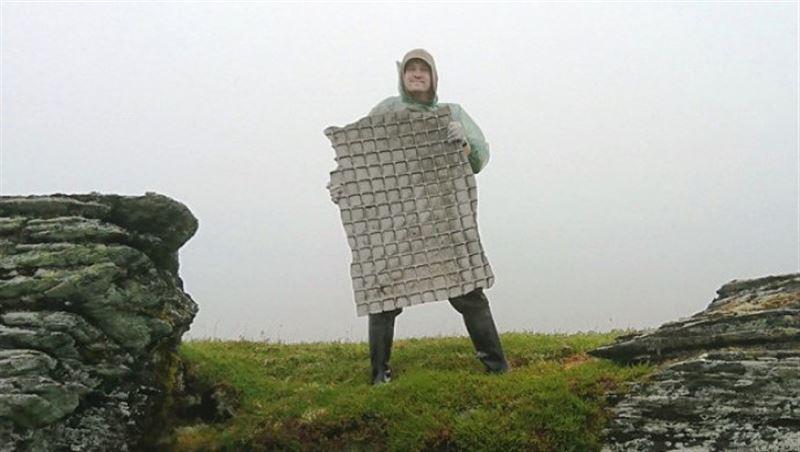 На перевале Дятлова нашли кусок упавшей ракеты