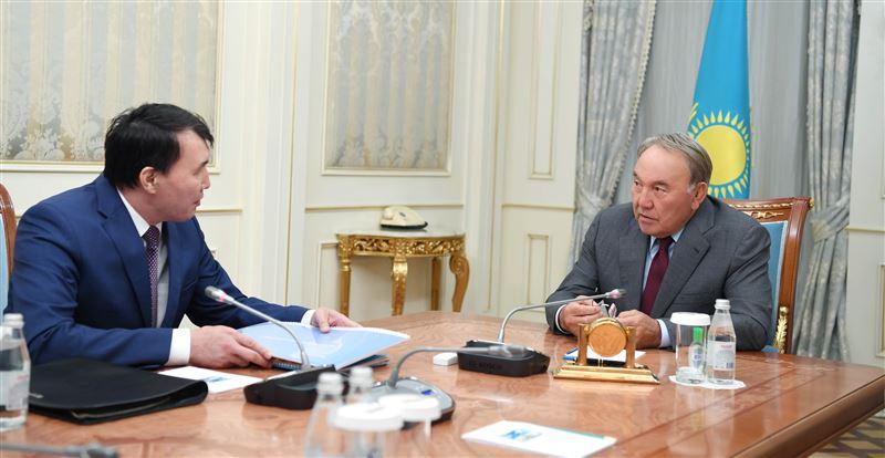 Нурсултан Назарбаев дал ряд поручений председателю АДГСПК РК