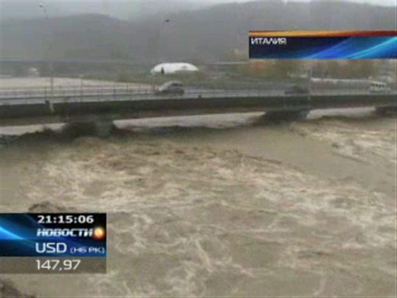 Западную Европу захлестнули наводнения