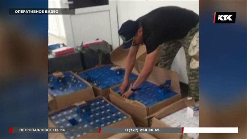 Запрещенные лекарства пытались ввезти в Казахстан