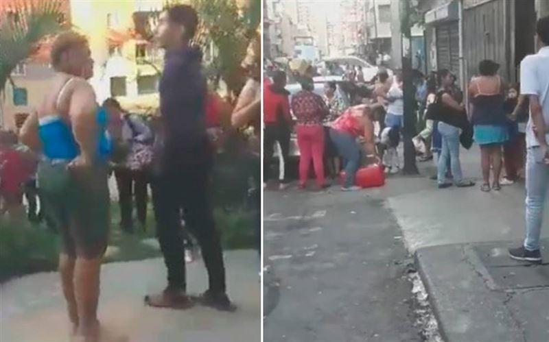 Мощное землетрясение магнитудой 7,3 произошло в Венесуэле