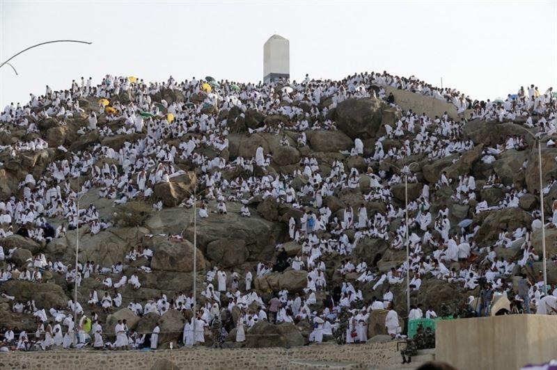 Паломница родила сына во время хаджа в Мекку