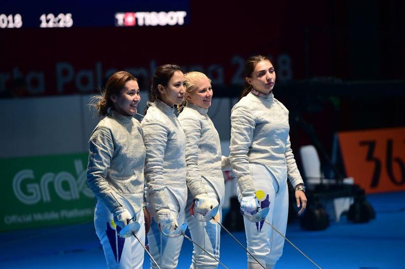 Азиада-2018: Қазақстан қоржынына 8-ші қола медаль түсті