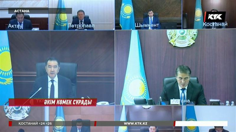 Астана әкімі премьер-министрге жаңбыр суын сорумен айналысатын компания құруды ұсынды
