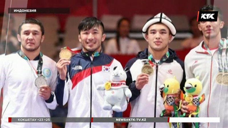 Сразу пять наград пополнили копилку казахстанцев на Азиаде