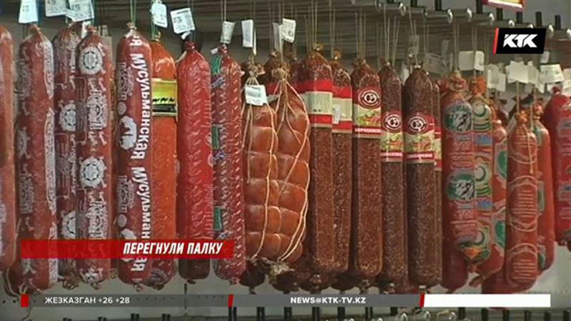Популярная колбаса оказалась с опасной начинкой