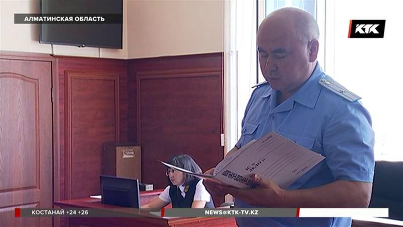 Начался суд по делу о кровавой разборке, в которой погиб полицейский