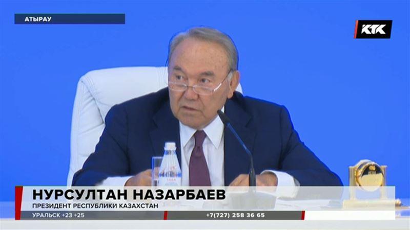 Президент Назарбаев: «В мире полицейский – это друг, а у нас кто?..»