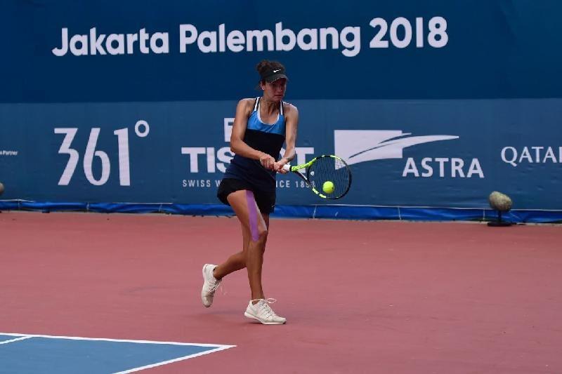 Азиада-2018: Теннисшілеріміз алғашқы жүлдесіне қол жеткізді