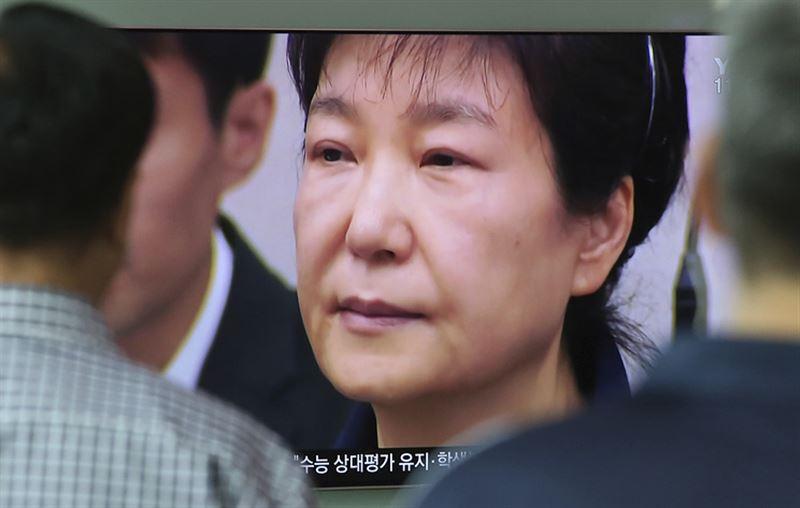 Суд Южной Кореи продлил на год срок заключения бывшему президенту страны