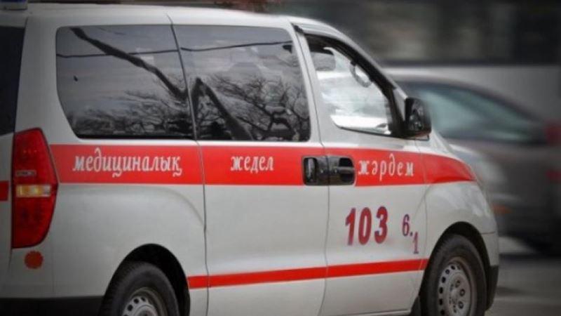Алматыдағы дәмханада газ баллоны жарылып, екі адам зардап шекті